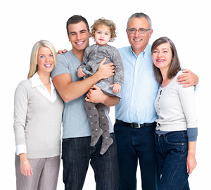 Chiropractic care for the whole family